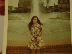 My mother (early 1970s?)
