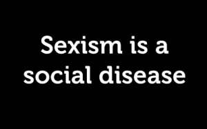 It's simple: We can't fight sexism's effects on drinking in society with MORE sexism.